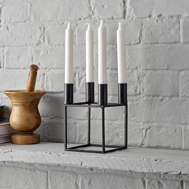 Four Candle Cube