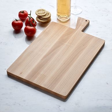 Large Serving Platter - Beech