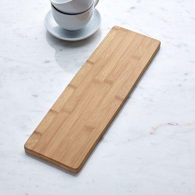 Slimline Serving Board - Bamboo