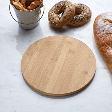 Round Cheeseboard - Bamboo