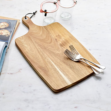 Large Serving Platter - Acacia