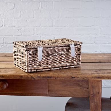 Medium Hamper - Antique