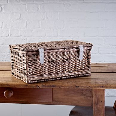 Large Hamper - Antique
