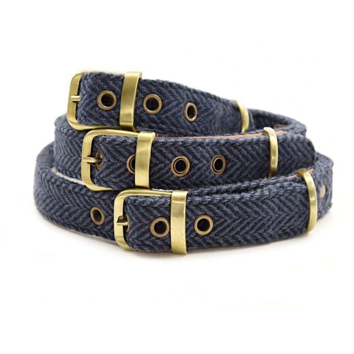 Dog Collar 2 Navy 1024x1016