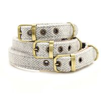 Dog Collar 2 Silver 1024x1016